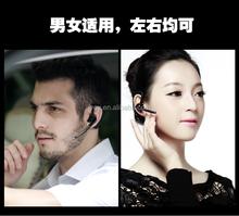 Stylish In-ear headphone wireless earhook headphone small wireless headphone