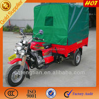 Famous brand food tricycle with wagon