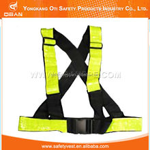 Heavy duty Industrial Safety Back Support Belt With Suspenders