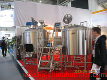 800l 900l 1000l draft beer making equipment machine made in China