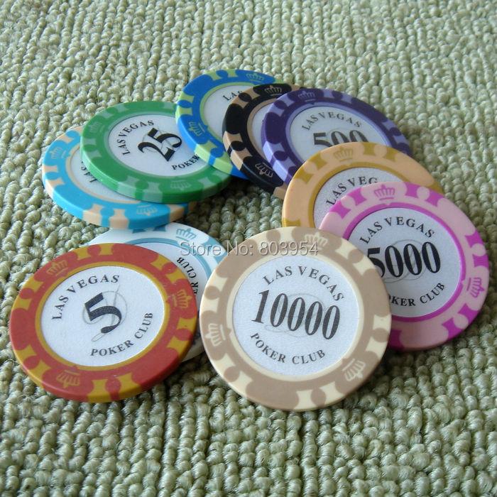 us casino chip price guide