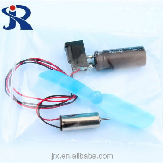 Electric small brush dc motor for aeromodelling for Small electric motor brushes