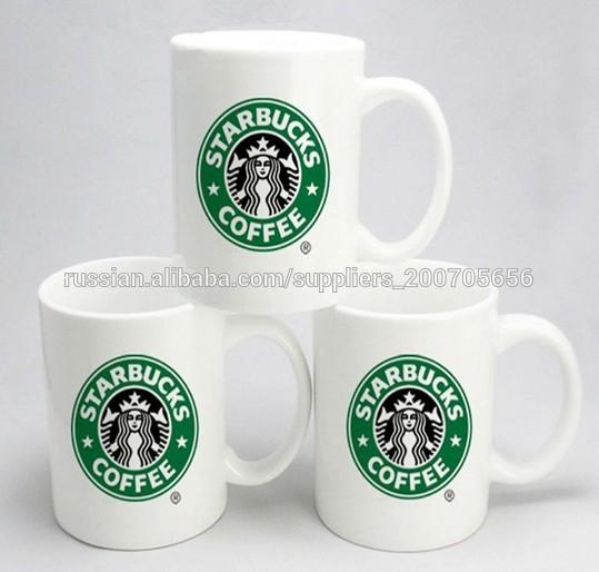 Starbucks керамическая кофе кружка