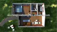 2015 Hot Sell Foam Cement Board prefab timber house