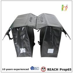 Bycycle bag with mesh pvc bicycle bag 2015 folding bike bag