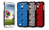 Hot Design Plastic mobile phone case for samsung galaxy S4