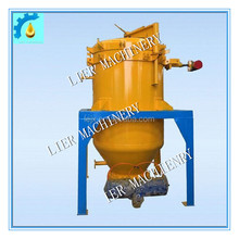 Vertical Plate Type Closed Plain Steel Automatic Discharging Filter Machine Crude Oil Refinery Plant