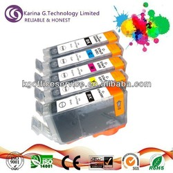 For Canon Compatible ink cartridge BCI3,3e,5,6,8,triple quality tests.
