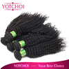 Yotchoi 6A grade virgin hair products Afro curly mongolian hair unprocessed mongolian virgin hair