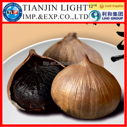 Japanese Fermented Black Garlic Imported from Chinese Factory Wholesale Dierectly