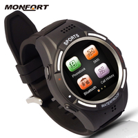 high quality touch screen wrist bluetooth Android gps 3G smart watch mobile phone