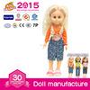 18 inch Doll Vinyl Fashion Plastic American Girl Doll Factory