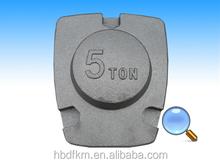 ductile iron casting auto parts - 5T architecture