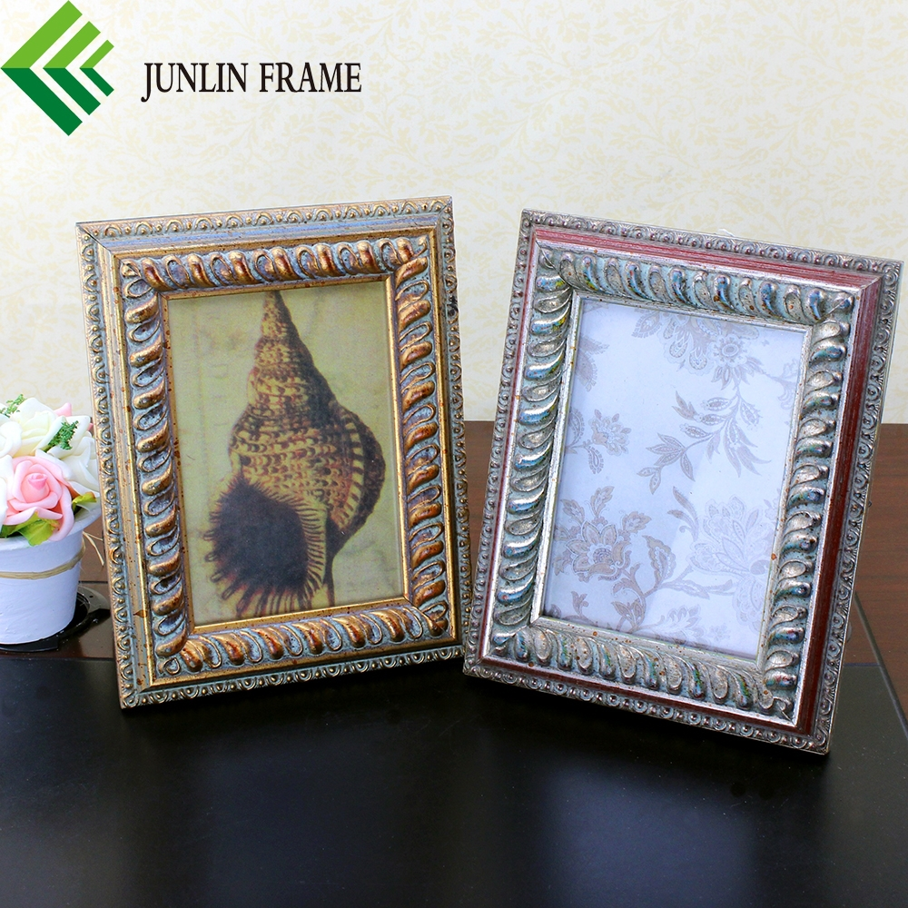 Yiwu rustic home decor decorative 5x7 picture frames buy decorative 5x7 picture frames picture Home decoration photo frames