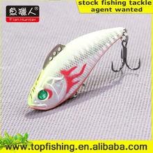 60mm 12.5g wholesale hard plastic vib fishing bait salmon lure