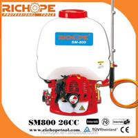 knapsack engine power sprayer 767 chinese manufacturer