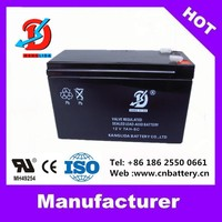 12v Battery 12v 7ah Ups Battery, 12v 7ah Lead-acid Batteries