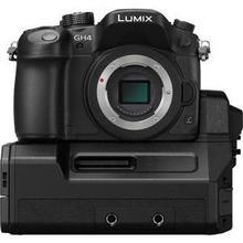 For New Panasonic Lumix DMC-GH4 4K Micro Four Thirds Digital Camera Body with DMW-YAGH A/V Unit