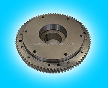 Seamless high speed cutting machine gearbox gear parts