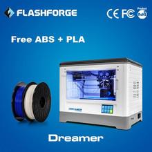 2014 flashforge desktop 3d printer big building size