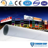High quality printing material frontlit reflective pvc flex banner