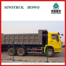 CNHTC Howo 336hp 25ton 6x4 dump vehicle for sale
