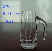 Manufacturer supply hot sale OEM Design art glass decanter with competitive offer