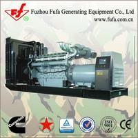 1080kw Diesel Generating Set with Per kins Engine