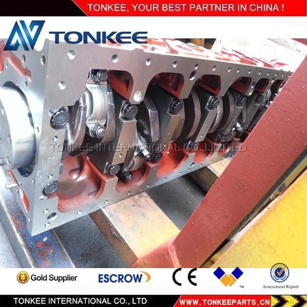 S6KT 3066 E320B diesel engine short block (5).jpg