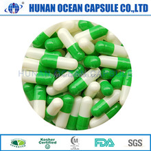 Herbal Vegetable natural HPMC empty capsule pill