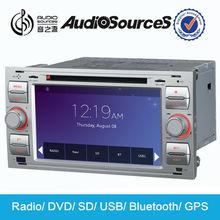 "7"" HD screen car dvd player , Mondeo,C-MAX, S-MAX support 1080p phonebook digital TV radio DVD RDS TMC DVR camera"