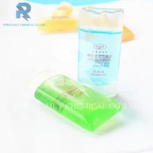 Promotional new design customized flipping cap hotel shampoo & conditioner
