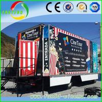 hot!! amusement park equipment truck mobile 5d cinema 7d cinema for sale