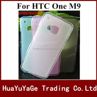 Free shipping phone cases tpu Soft cover pudding case for HTC One M9