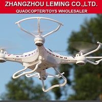 6 aixs 2.4G rc drone with HD camera, 4.5ch remote control drone, propellers protected drone