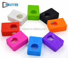Colorful Silicone Case for Xiaomi Yi Camera Soft Cover for Yi Sport Action Camera