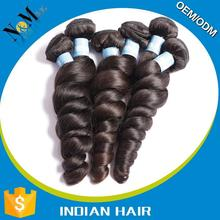 China custom kerala products Loose Wave hair