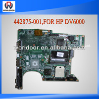 Hot Sell For HP DV6000 AMD Laptop Motherboard 442875-001
