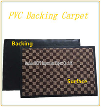 PVC Backing Floor Carpet for hotel and office