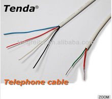 HOT!!! 2013 New product High quality high quality 3 pair telephone cable (TD0004)
