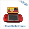digital electronic handheld game player, 8bit game player console, 2.7 inch portabler pocket games