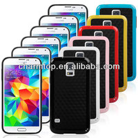 Combo TPU PC Case For Samsung Galaxy S5 i9600