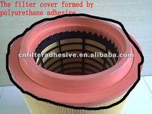 contact adhesive PU+MDI mixed adhesive for air filter