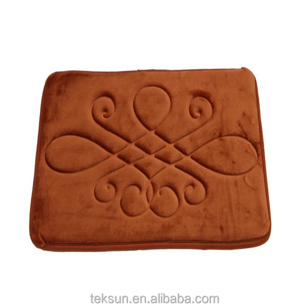Waterproof Memory Foam Bath Mat For Sale Bath Mat Floor Mat