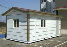 20Feet flat pack prefab container house,container homes use as living room ,office ,school
