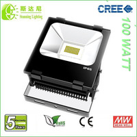 philips led 3 years warranty led garden lamp with stand industrial flood light led daylight 4000k