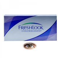 Authentic CIBA Vision Freshlook Colorblends Green Contact Lenses 2 Packs