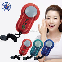 mini vibrating face massager