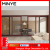 HIGH QUALITY ALUMINUM DOOR DOUBLE GLAZING VILLA SLIDING DOOR HOT SALE