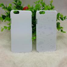 for iphone 6 2d 3d sublimation case,dye sublimation blanks,blank phone cases for sublimation printing